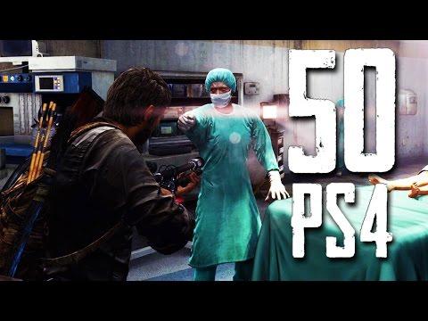 Last of Us Remastered PS4 - Walkthrough Part 50 - Saving Ellie