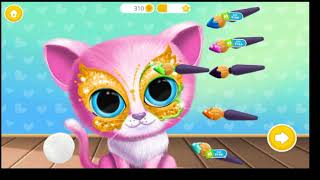 Kiki & Fifi Pet Beauty Salon - Haircut & Makeup - Fun Animal Care Games for girls