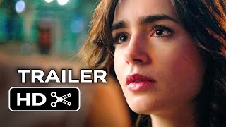 Love, Rosie Official Trailer #2 (2015) - Lilly Collins, Sam Claflin Movie HD