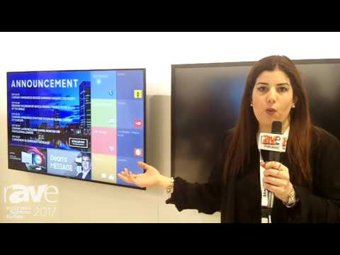 ISE 2017: Samsung Showcases an IoT Driven Meeting Room