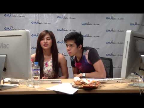 "Julie Anne San Jose and Elmo Magalona - ""Just a Kiss"""