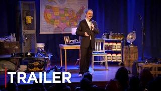 John Hodgman RAGNAROK Coming Soon to Netflix [Trailer]