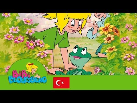 Bibi Blocksberg / Tatli Cadi Bibi Blocksberg - Meteoroloji | Türkçe Turkish