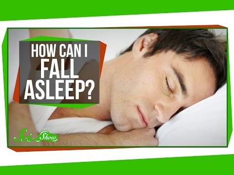 World's Most Asked Questions: How Can I Fall Asleep?