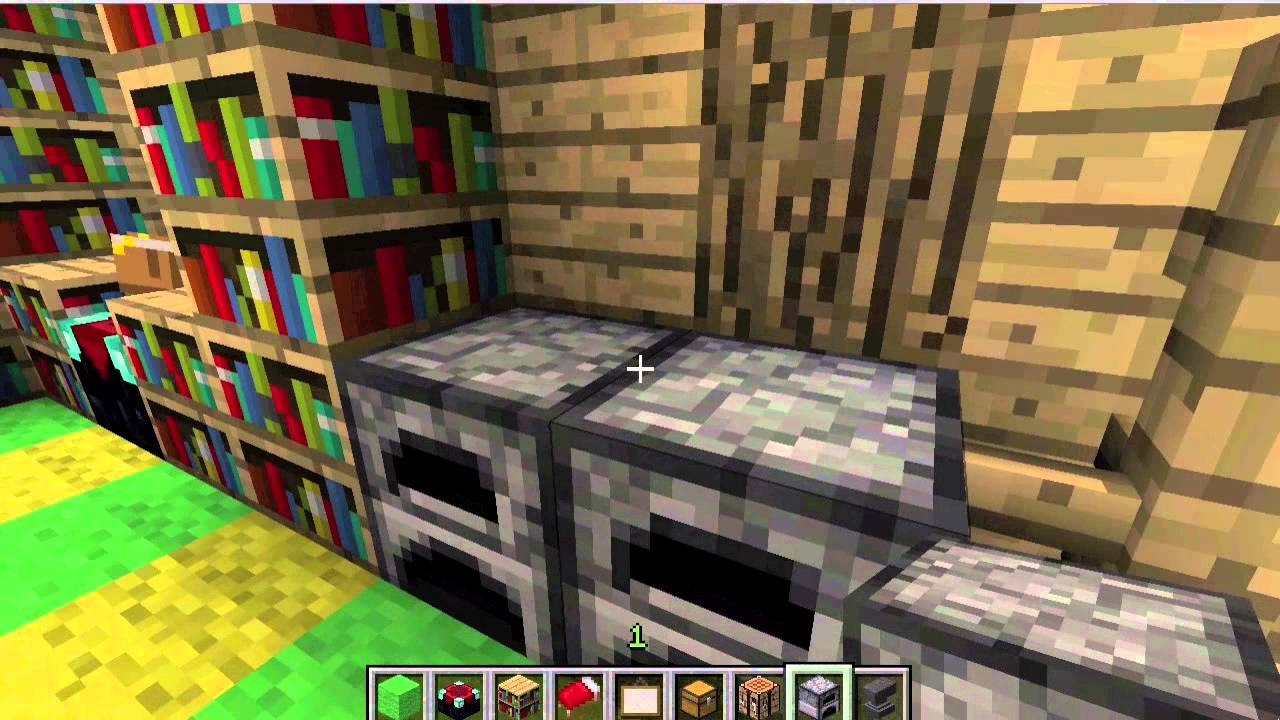 How to decorate your minecraft house youtube How to decorate ur house