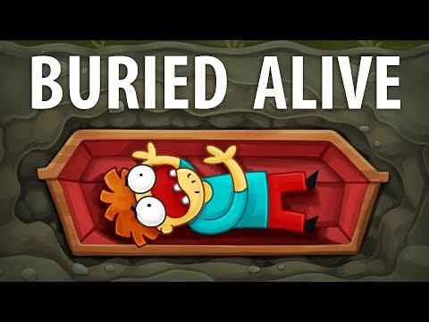 Cover Lagu What if You Are Buried Alive?