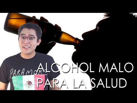 Alcohol malo para la salud... por si no sabían