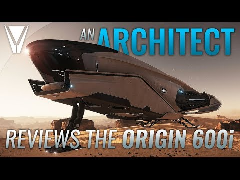 An Architect Reviews the 600i - Star Citizen