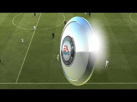 Fifa 2012 - Gameplay - 9600 Gso - Rea X Mil - Full Match