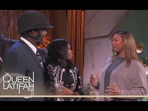 Patricia Kelly Gets a Much-Deserved Surprise! | The Queen Latifah Show