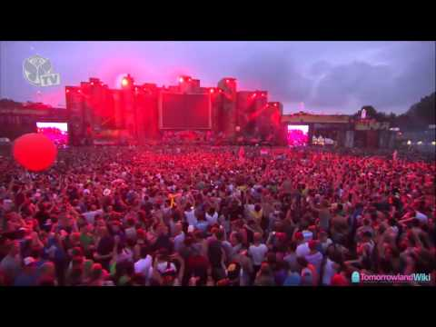 Skrillex  Tomorrowland 2012 Live Set - Full Hd 1080 video