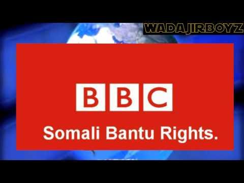 BBC NEWS SOMALI BANTU RIGHTS.