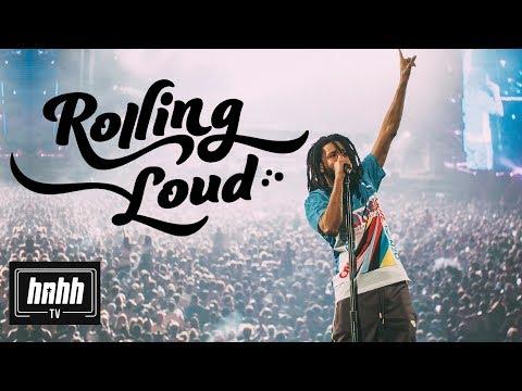 Rolling Loud 2018: Lil Pump, J. Cole, Trippie Redd, Lil Skies & More
