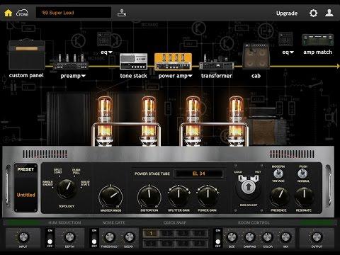 BIAS Desktop By Positive Grid - Virtual High Gain Amp - Metal Tone Test (Vst Plugin)
