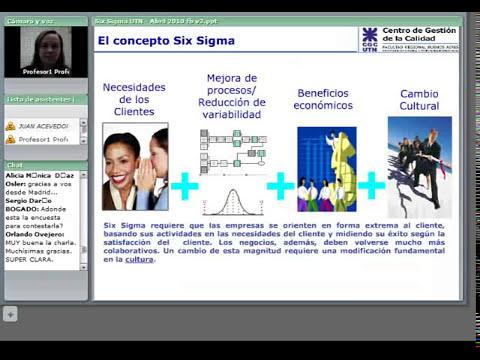 SEMINARIO GRATUITO DE FUNDAMENTOS DEL SIX SIGMA 1.flv