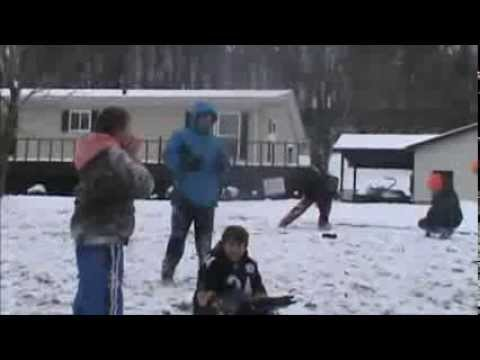 TCV Football Game Season 2 Premiere: The Snow Bowl: Team Blizzard vs Frozen Allegheny River