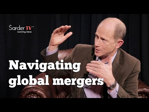 What do we need to know in order to navigate global mergers? by Ernest Gundling