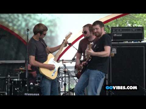"Miz Performs ""The Pine Grove Stomp"" at Gathering of the Vibes Music Festival 2012"
