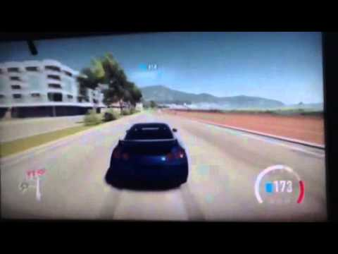 Forza horizon 2 represented by fast and furious