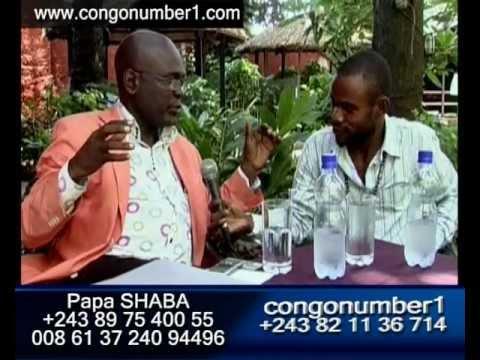 Exclusivité Papa shaba atiki théatre pona b'affaire?
