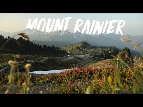 Mount Rainier National Park Vlog – Cliff Jumping, Photography, and More!