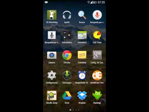 Xperia ion kitkat español PureSlim android 4.4