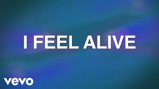 Fergie ft. Pitbull, DJ Poet - Feel Alive