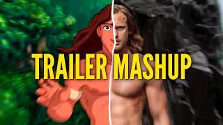 download lagu The Legend Of Tarzan Disney Style  Trailer Mashup gratis