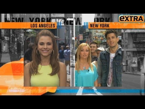 Prank vs. Prank on 'Extra': How the Pranking Started