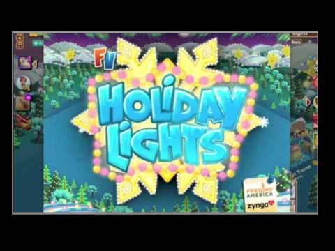 FarmVille Holiday Lights: Live Sneak Peek