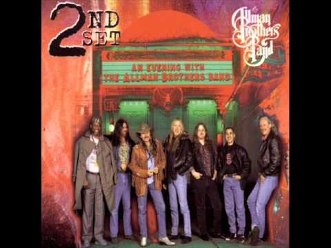 Allman Brothers Band - Back Where It All Begins