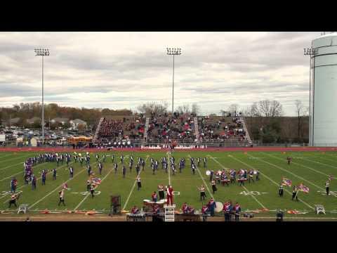Neshaminy High School Marching Band - 11/03/12