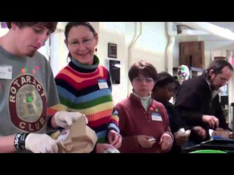 Kid'sFoodBasket video Baker College of Muskegon