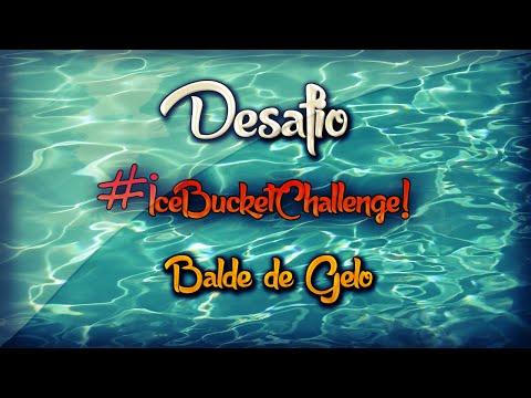 DESAFIO! #IceBucketChallenge! - BALDE DE GELO!