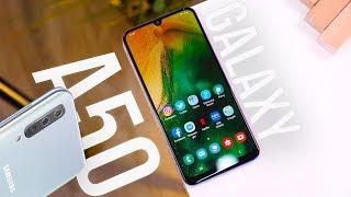 Galaxy A50 Review : 339$ របស់ Samsung ដែលសមហេុផល !