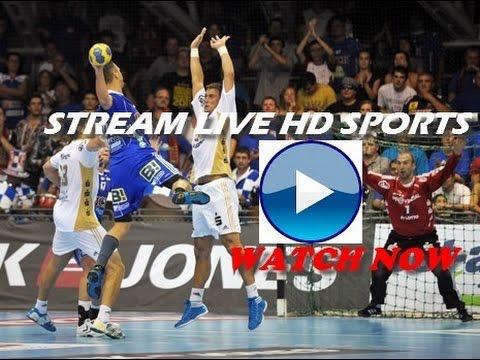 PPD Zagreb vs Paris SG  Team handball 2016 EUROPE: Champions League - Play Offs