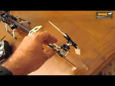 RC Helikopter Çalışma Prensibi - Temel Bilgiler