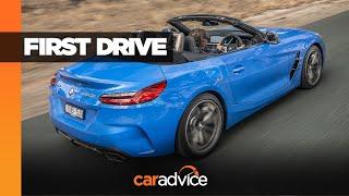 REVIEW: 2019 BMW Z4 M40i