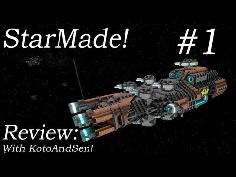 StarMade Review - The Royal-Pheonix