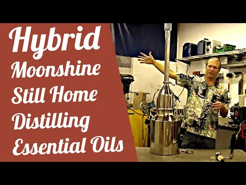 Mile Hi Distilling Hybrid moonshine still home distilling Essential ...