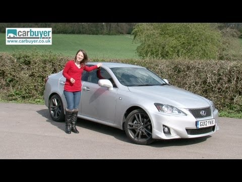 Lexus IS review - CarBuyer