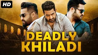 DEADLY KHILADI (2019) New Released Full Hindi Dubbed Movie | Jr NTR | New South Movie 2019
