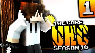 Minecraft Cube UHC S16: E1 - MOST TWISTS EVER!