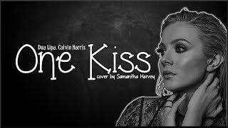download musica Calvin Harris Dua Lipa - One Kiss Samantha Harvey cover