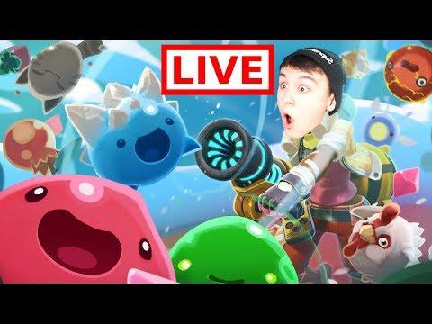 Wir jagen heute die Slimes LIVE! [Deutsch/HD]