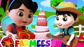 chúc mừng sinh nhật bài hát cho trẻ em tiệc sinh nhật bài hát lễ kỷ niệm Happy Birthday Song