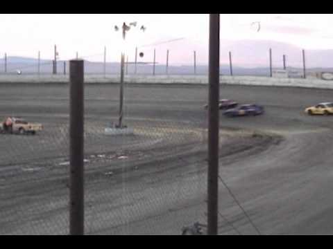 DTC Mod Mini Heat Race Rattlesnake Raceway Fallon NV