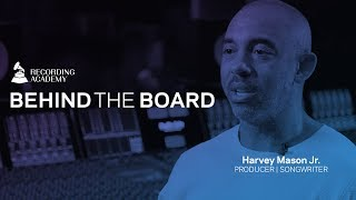 Harvey Mason Jr. On Helping Artists Achieve Their Most Authentic Sound | Behind The Board