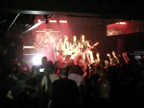 Iced Earth - Chameleon Club - 06-20-12 - Complete Show - 03 of 05.AVI
