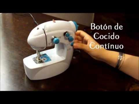 Máquina de Coser Portable